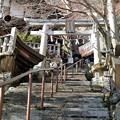 Photos: 長い石段 (1)