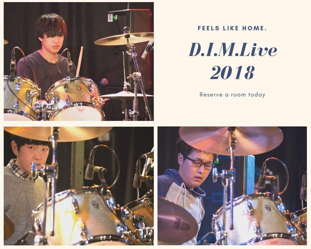 写真: D.I.M.Live2018(3)
