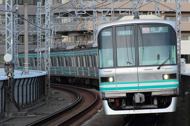 東京メトロ9000系9103F