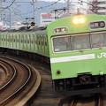 Photos: 103系NS619編成