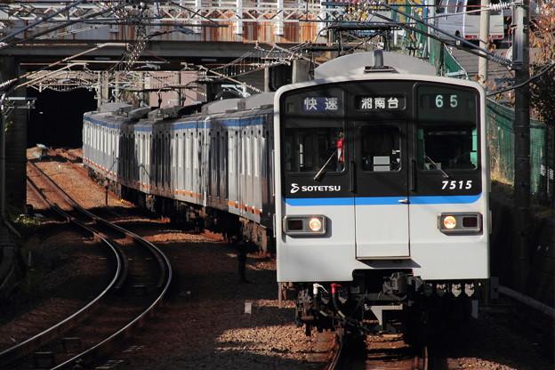 相鉄新7000系7713F