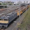 Photos: EF65-1103+ロンチキB編成