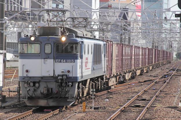 EF64-1015+コキ