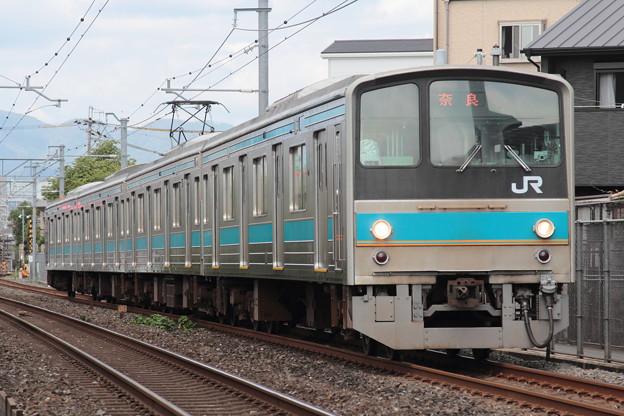 205系NE401編成