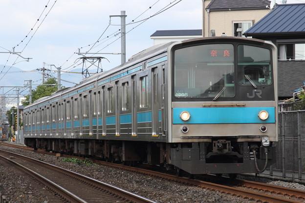 205系NE409編成
