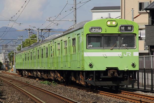 103系NS407編成