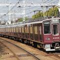 Photos: 阪急8300系8302F(C#8302×8R)