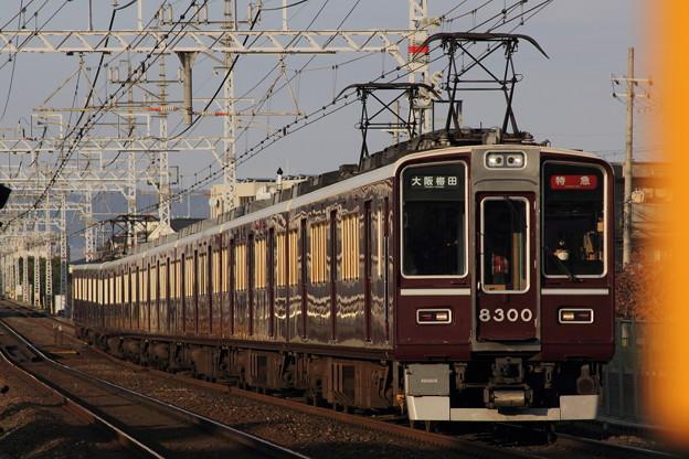 阪急8300系8300F(C#8300×8R)