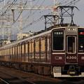 Photos: 阪急8300系8300F(C#8300×8R)