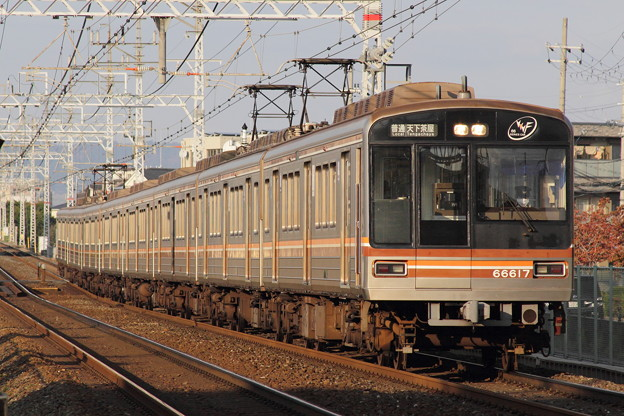 大阪メトロ66系66617F