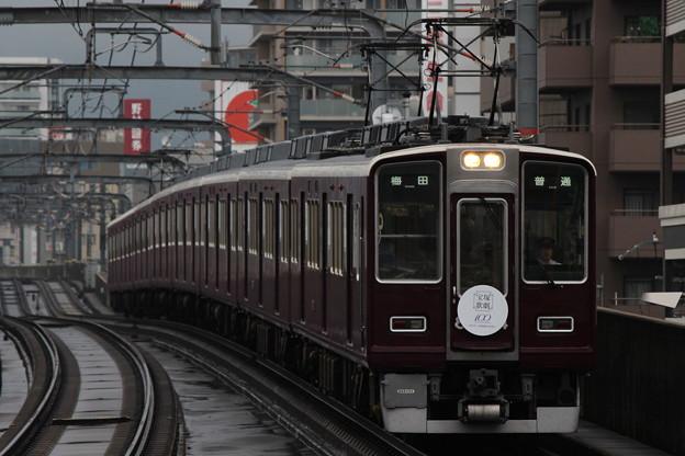 阪急8000系8004F(C#8004×8R)