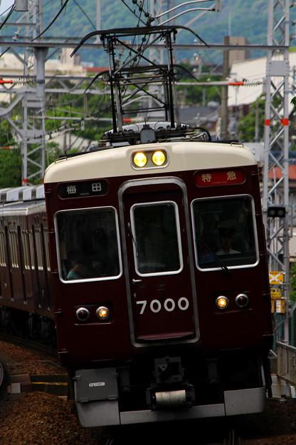 阪急7000系7000F(C#7000×8R)