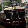 Photos: 阪急7000系7000F(C#7000×8R)