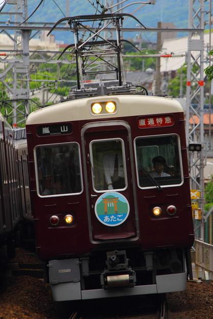 阪急7000系7017F(C#7017×6R)