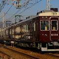 Photos: 阪急6000系6004F(C#6004×8R)