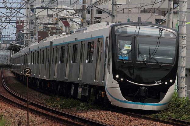 Photos: 東急3020系3121F