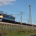 Photos: EF65-1105+チキ