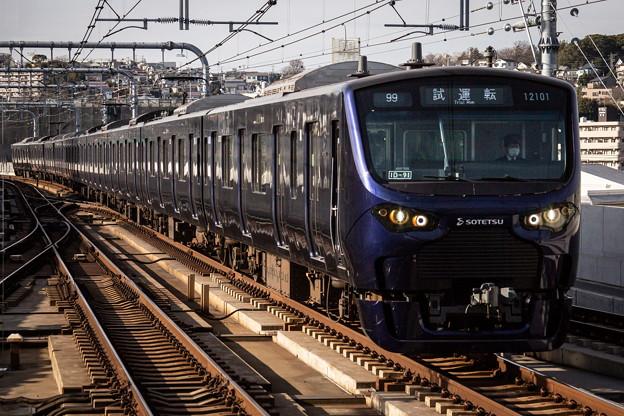 相鉄12000系12101×10R