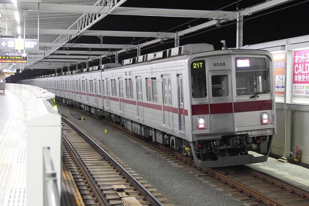 東武9000系9108F