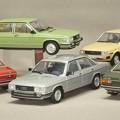 Photos: MINICHAMPS 1/43スケールミニカー Audi 100 1979 、他
