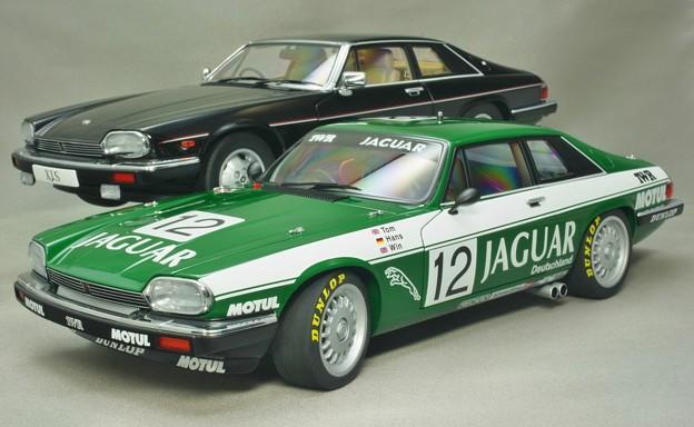Photos: AUTOart 1/18  Jaguar XJ-S
