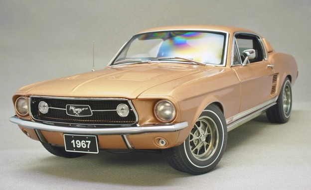 AUTOart 1/18 Ford Mustang 1967