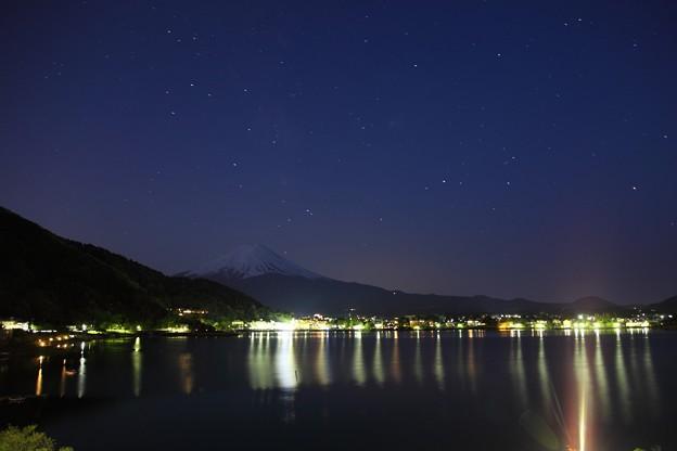 星降る夜 富士山(3)
