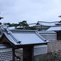 Photos: 河北門と金沢城