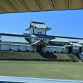 写真: 金沢城公園 鶴の丸休憩館から