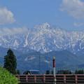 Photos: 白岩川 剱岳
