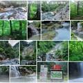 写真: 白山白川郷ホワイトロード 姥ヶ滝と蛇谷園地