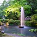 写真: 噴水2