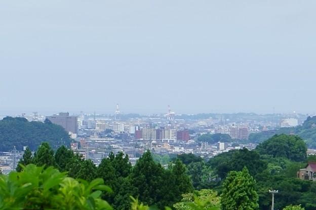 金沢市の街並み