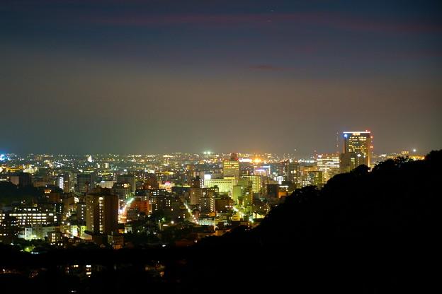 金沢市の夜景と街並み(4)