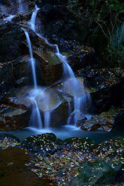 七つ滝 1の滝の右