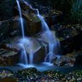 Photos: 七つ滝 1の滝の右