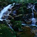 写真: 七つ滝 1の滝