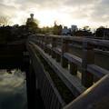 写真: 浅野川 中の橋