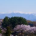Photos: 奥卯辰山健民公園から 山並み