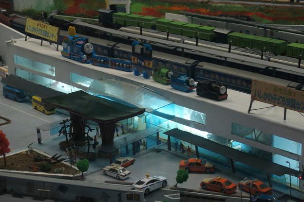 いしかわ子ども交流センター 鉄道模型