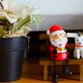 Photos: パソコン前のクリスマス(1)