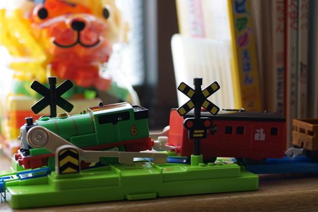機関車トーマスのお友達パーシー