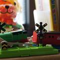 Photos: 機関車トーマスのお友達パーシー