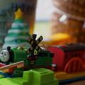 Photos: パーシーのクリスマス(終)