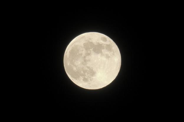 満月(1) PowerShotG3X