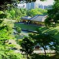 Photos: 玉泉院丸庭園 玉泉庵(休憩所)