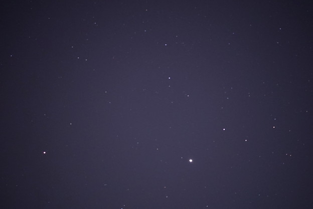 Photos: 自宅窓から 新月の星空