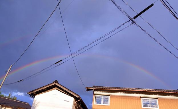 大空のキャンバス  虹(3)