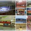 犀川と子ども交流センター 鉄道模型