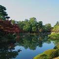 兼六園 霞が池